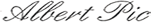 Albert Pic Chablis Logo